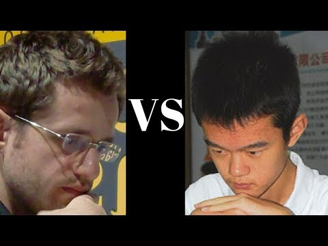 World Chess Candidates 2018: Levon Aronian vs Ding Liren : Berlin GER, rd 1 :English Opening