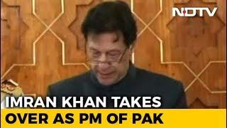 As Imran Khan Takes Oath, A New Innings Begins For Pakistan width=