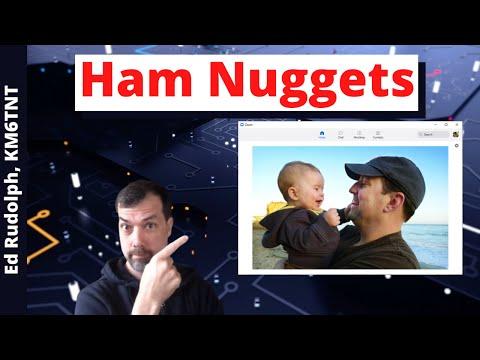 Ham Nuggets Live - Ed Rudolph, KM6TNT