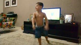 "Benjamim interpretando ""Só o rapaz Davi"""
