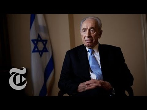 Shimon Peres: 1923-2016 | Obituaries | The New York Times