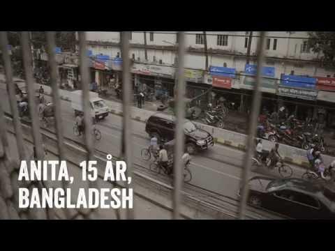 #childmothers, Anita Bangladesh svensk text
