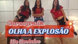 Olha a Explosão - Mc Kevinho - Coreografia | Cia Mais Dança (Lançamento)