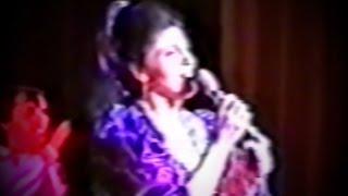 IRINA LOGHIN - LIVE - Am venit sa va cant iara (Chisinau, 1989)