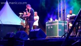 MI CASA- Your Body (Live) at the Stanbic Jazz Festival 2015