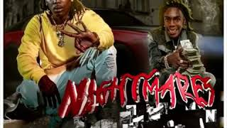 Burga - Ft. YNW Melly - Nightmares At The Bottom (Audio)
