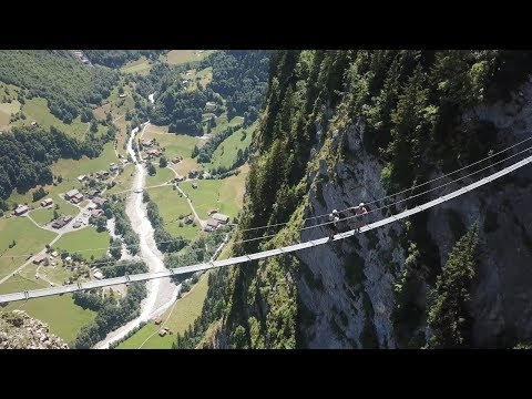 Watch THE SQUAD GO TO... LAUTERBRUNNEN!