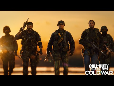 WTFF::: Call of Duty: Black Ops Cold War launch trailer released