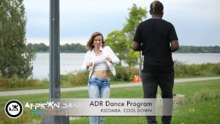 GRUPO EXTRA - BAILAR KIZOMBA Feat African Dance Revolution (Cool Down )