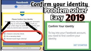 How to make id cards how to confirm facebook identity videos / Page