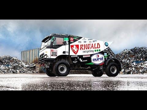 Riwald Hybrid Rally truck