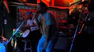 Rindaras Band and Friends in Chiang Mai Roots Rock Reggae Bar 1-11-2016