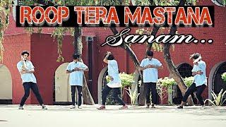 13.13 Crew India 2017 Dance Dedication l Sanam 'Roop Tera Mastana' | DPhoenix Crew ❤❤