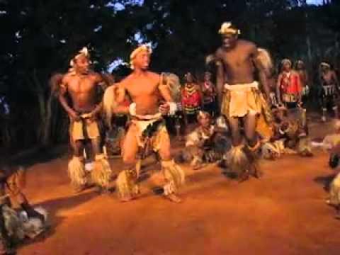 Zulu dance Heia safari ranch 1