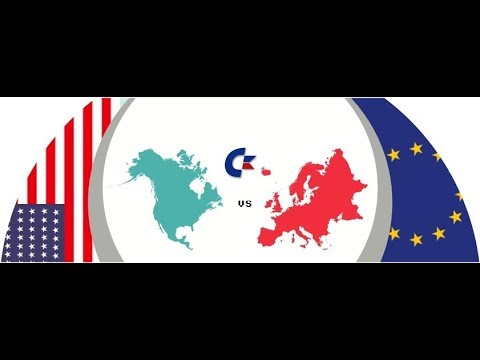 Directitos de mierda - Commodore 64 USA VS EU