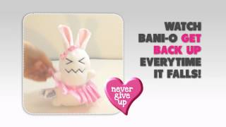 Bunny Superhero shows us how to stay strong and not to give up!! Never Give Up Bunny