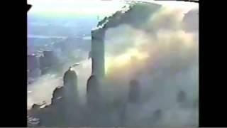 Vídeo inédito do atentado às Torres Gêmeas (editado)