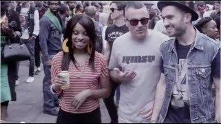 A-Trak & Zinc - Like The Dancefloor (feat. Natalie Storm) OFFICIAL VIDEO