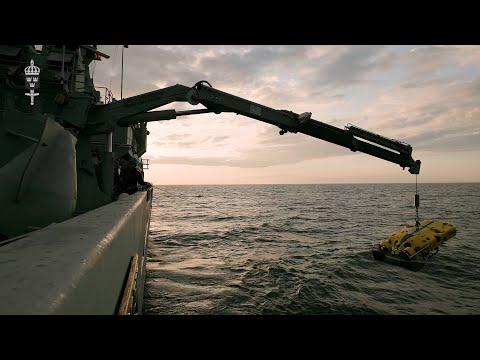 Effektiv minröjning i Östersjön