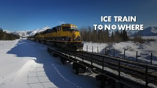 Chris Tarrant: Extreme Railway Journeys - 'Ice Train to Nowhere'