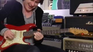"""Gary Moore Cover  """"Shapes of things"""" by Marcus Deml"""