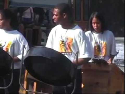 Zuid Afrika overal muziek