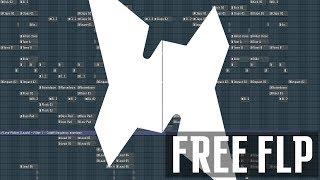 [FREE FLP] KVSH - Tokyo Drift (NOXXUS REMAKE) [Somente com plugins nativos do FL]