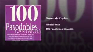 Rafael Farina - Tesoro de Coplas (Musica)
