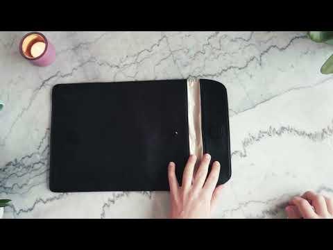 Signalblockerande iPadväska med lås - MyPauze – SmartaSaker.se