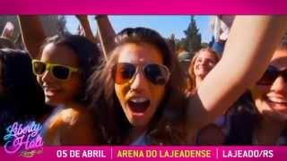 LIBERTY HOLI - Festa das Cores - LAJEADO/RS - Propaganda 2015