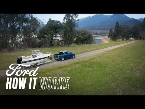 Cum să atașați o rulotă | Ford Ranger | Ford Romania
