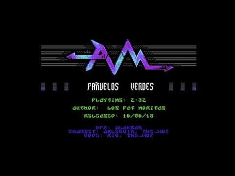 Los Pat Moritas - Pañuelos Verdes (Green Scarves) (C64 music)