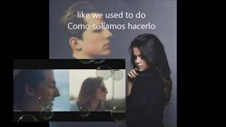 Charlie Puth feat  Selena Gomez We don´t talk anymore español/ingles