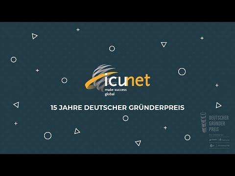 15 Jahre Deutscher Gruenderpreis ICUnet