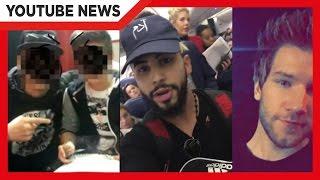 MontanaBlack äußert sich!   Jan Meyer   YouTuber aus Flugzeug geschmissen!