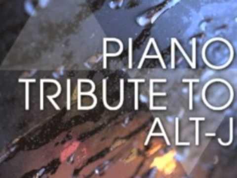 Bloodflood Alt J Piano Tribute Chords Chordify