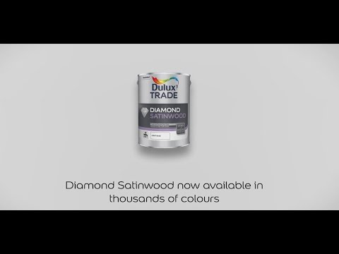 Dulux Trade Diamond Satinwood Colour Mixing