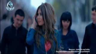 Manzura - Judayam Sog'indim (Official Music Video)