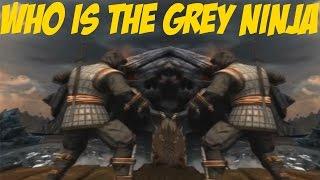 Mortal Kombat X - Grey Ninja
