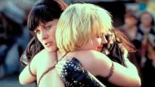 Xena & Gabrielle - Minha homenagem ao amor mais sublime que já vi