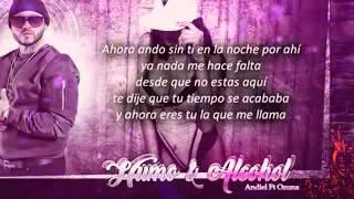 Ozuna   Humo Y Alcohol Lyric Video Letra Official l Reggaeton 2017