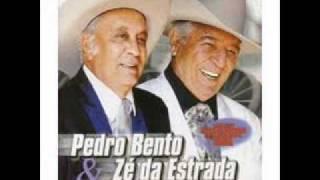 Pedro bento e Zé da Estrada Dama de Vermelho