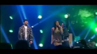 "Sido feat. Kitty Kat & Tony-D - Beweg dein Arsch live bei ""The Dome 49"" (Hands on Scooter)"