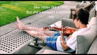 She's always a women - Isaac Waddington (Billy Joel Cover)