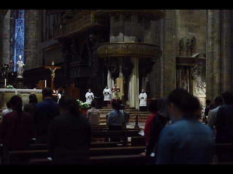 Milano: in Duomo giovani e catecumeni alla Traditio Symboli - omelia di mons. Delpini