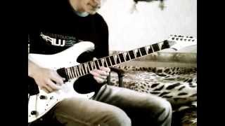 """Yngwie Malmsteen - Air (Bach - """"Air"""" Aria suite N3) Cover"""