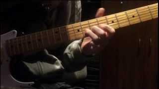 Guitar Cover - Dragon Ball Z / Sad Gohan Theme