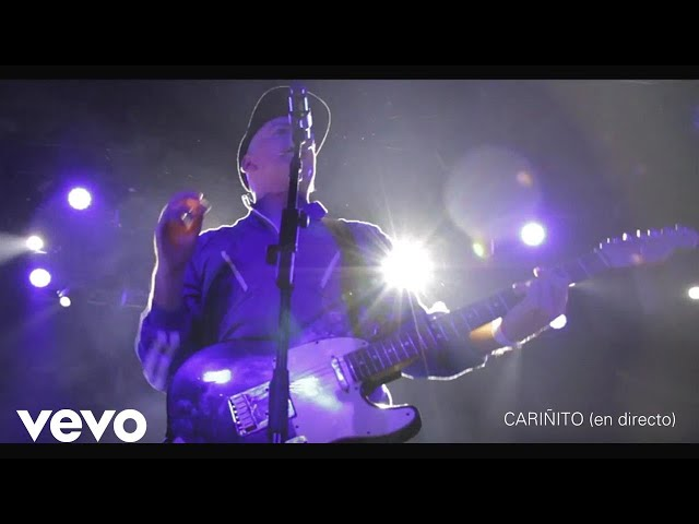 Vídeo de la canción Cariñito de Novedades Carmina en el concierto en la Sala La Riviera de Madrid en diciembre de 2017