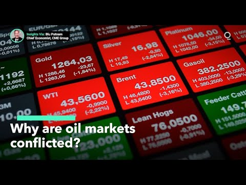 Oil Markets Are Conflicted