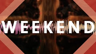 Strobe! - The Weekend (Official Lyricvideo)